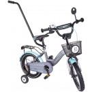 """ELGROM 1402 Vaikiškas dviratis of  TOMABIKE EXCLUSIVE 14""""  nuotrauka nr.3"""