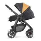 Graco padidinto pravažumo universalus vežimėlis EVO XT