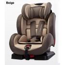 HEYNER automobilinė kėdutė su Isofix 9-36 kg Capsula MultiFix ERGO 3D SP Pantera Black