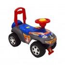 Paspirtukas - mašinytė Crazy Rider su muzikėle ir šviesomis