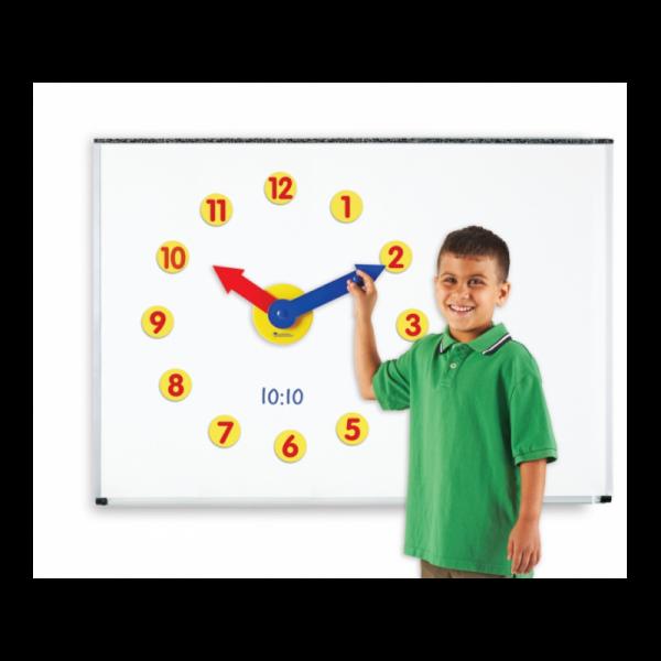 """Magnetinė priemonė""""Laikrodis"""""""