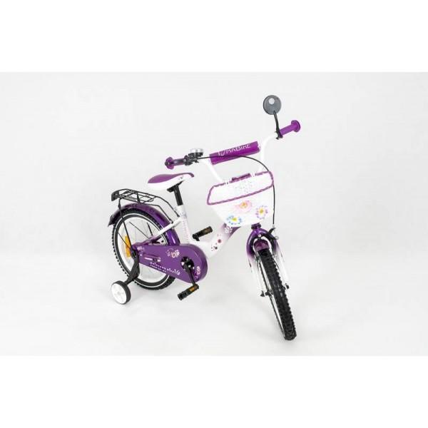 """ELGROM 1802 Vaikiškas dviratis  TOMABIKE  18"""" nuotrauka nr.2"""