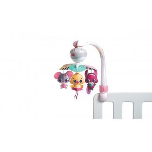 TINY LOVE TL13055068 karuselė virš lovytės su šviesele nuotrauka nr.1