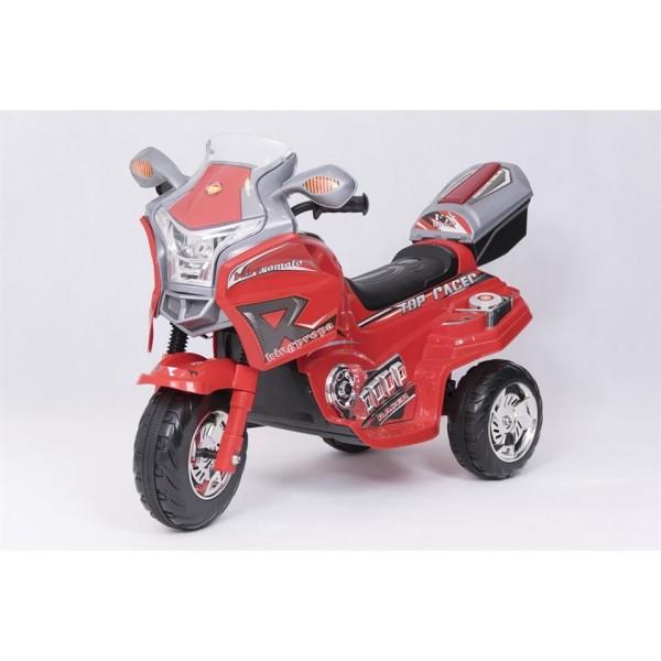 ALEXIS SKC-KB00101 vaikiškas elektrinis motociklas 6V 4,5A raudonas nuotrauka nr.2