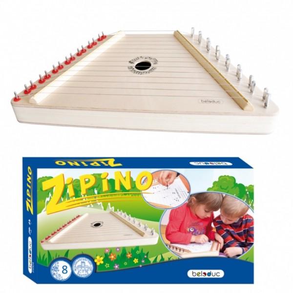 """Beleduc muzikos instrumentas kanklės """"Zipino"""" (21004)"""