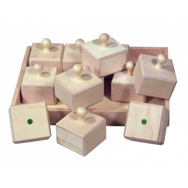 """Beleduc žaidimas """"Garsų dėžutė"""" (23607)"""