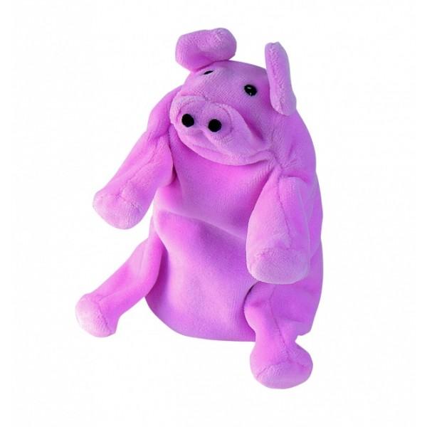 """Beleduc pirštininė lėlė """"Kiaulė"""" (40085)"""
