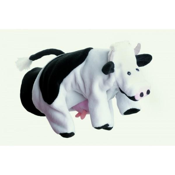 """Beleduc pirštininė lėlė """"Karvė"""" (40097)"""