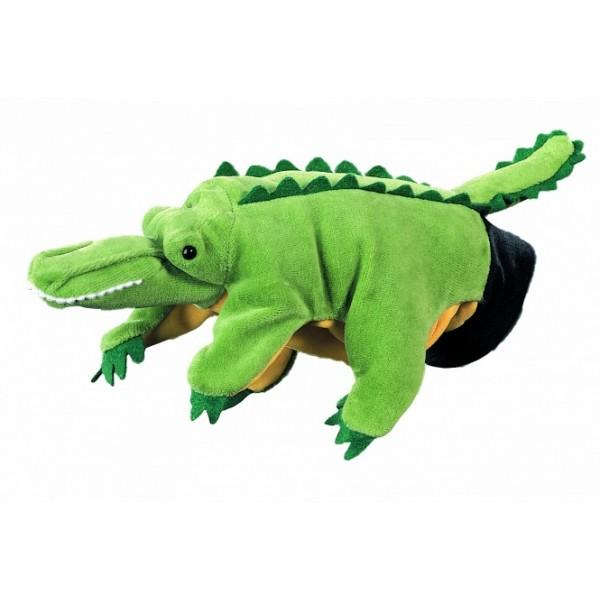 """Beleduc pirštininė lėlė """"Krokodilas"""" (40259)"""