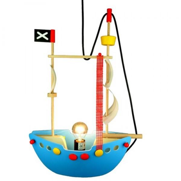 NIERMANN pakabinamas šviestuvas Piratų laivas