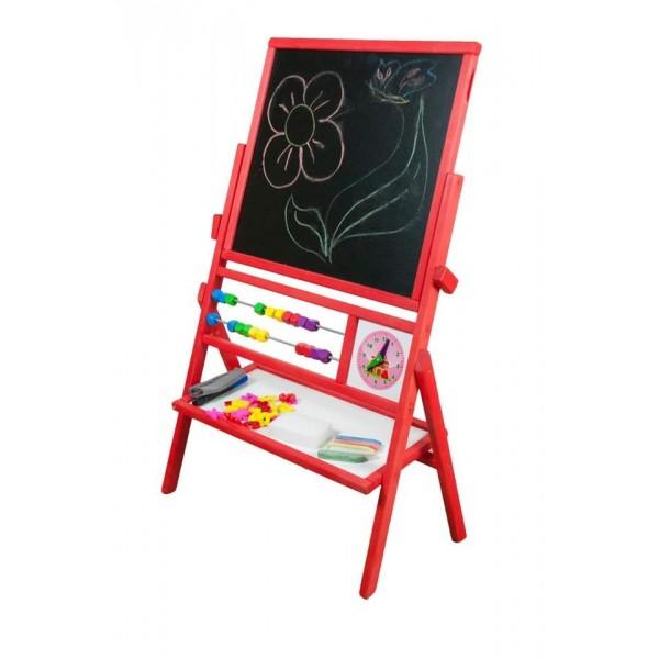 3TOYSM TC apverčiama piešimo lenta raudonos spalvos nuotrauka nr.2