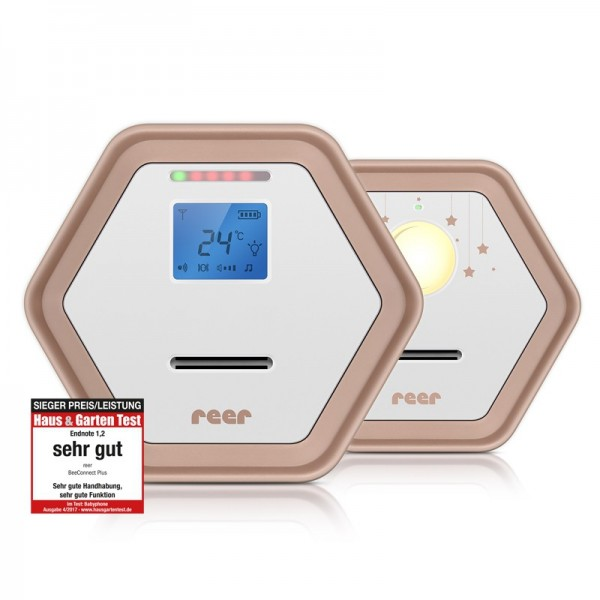 REER 50120 mobili auklė BeeConnect Plus