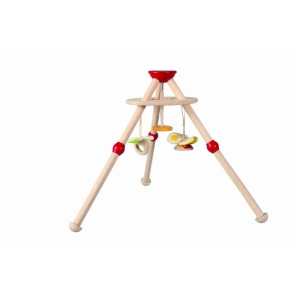 PlanToys lavinamoji priemonė - Veiklos stovelis kūdikiams (PT5232)