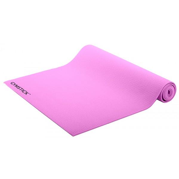 GYMSTICK Gimanastikos kilimėlis ACTIVE 170x60x0,4cm pink
