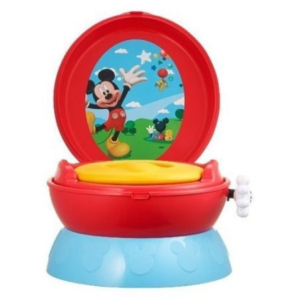 TOMY 3 in 1  naktipuodis  MICKEY Y9909