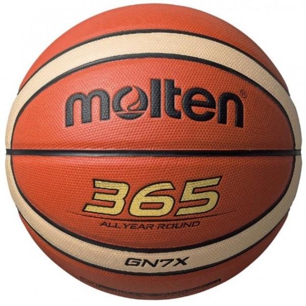 Molten Krepšinio kamuolys Training BGN7X sint. oda
