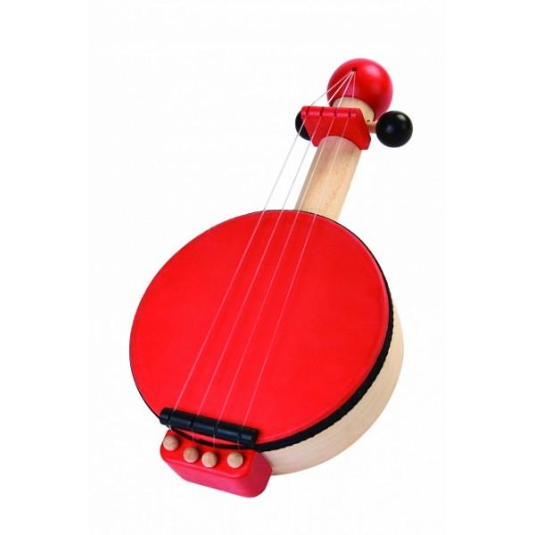 """PlanToys lavinimo priemonė - muzikos instrumentas """"Bandža"""" (PT6411)"""