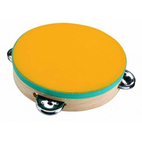 PlanToys lavinimo priemonė - muzikos instrumentas Tamburinas (PT6426)