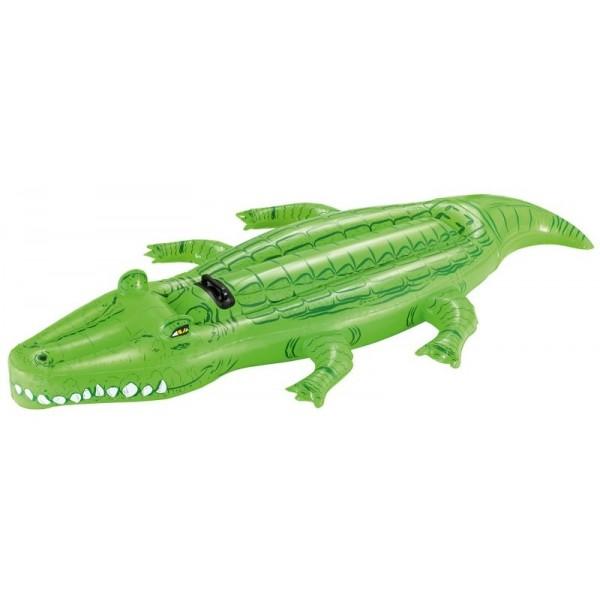 Beco Plaukimo čiužinys pripuč. Alligator Ride-on (41010