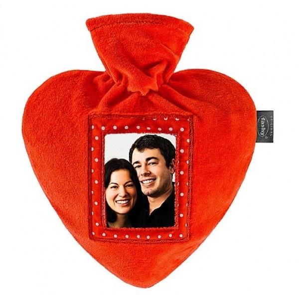 Fashy Šildyklė užpildoma vandeniu Heart 6511 0,7L