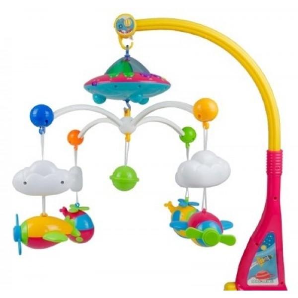 AS 010190 karuselė virš lovytės  DREAM WORLD 01902