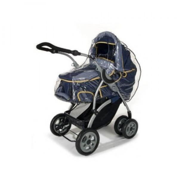 REER PEVA apsauga nuo lietaus vežimėliams su lopšiu