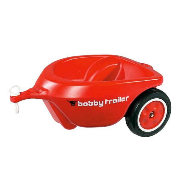 BIG New Bobby Car priekaba, raudona