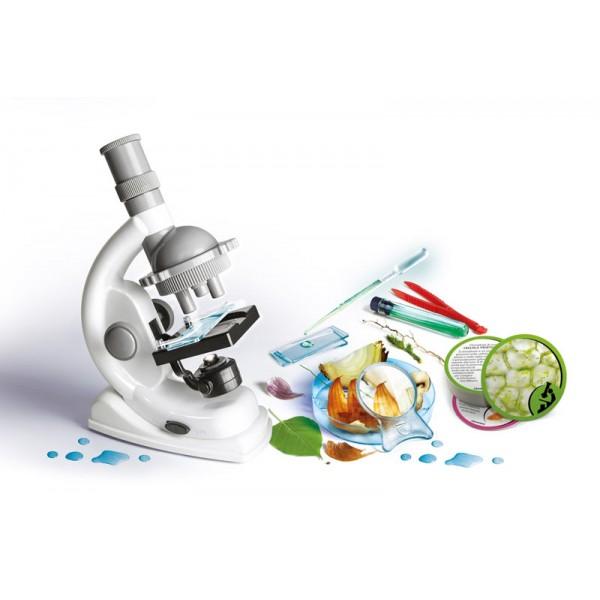 CLEMENTONI mikroskopas