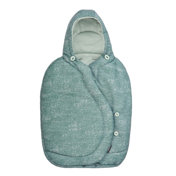 Miegmaišis Maxi-Cosi BABY CARSEAT NOMAD GREEN