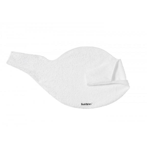 Nešioklės COMFORT seilinukas SNOW-WHITE