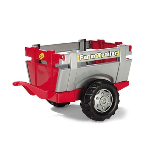 Rolly Toys traktoriaus priekaba su atidaromais bortais