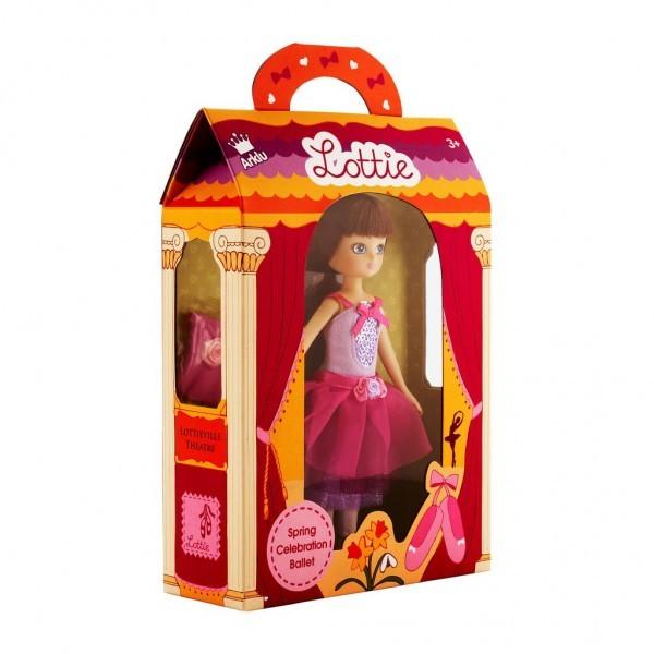 Lottie lėlė - Balerina