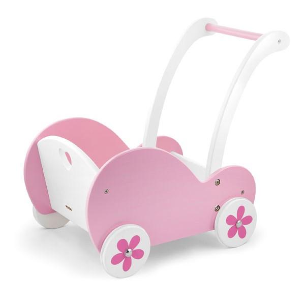 VIGA toys vežimėlis lėlėms
