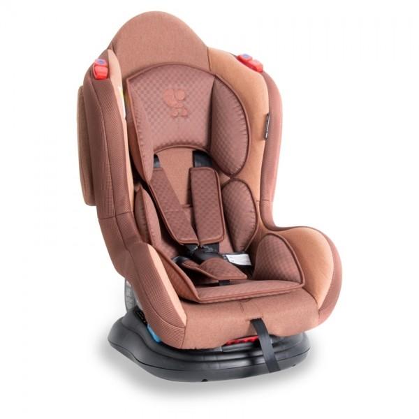 Automobilinė kėdutė Jupiter+SPS 0-25kg natūralios medvilnės užvalkalais