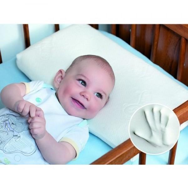 Babymatex Pagalvė kūdikiams Thermoactive Memo 48x26cm