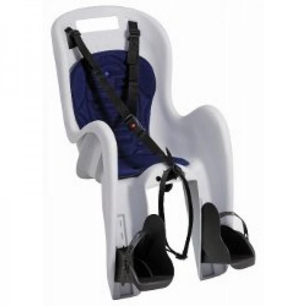 Dviračio vaikiška kėdutė Bingo CS203P ant bagažinės