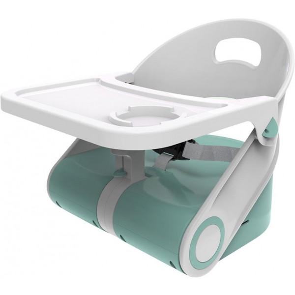 TO-MA (PL) Booster maitinimo kėdutė-pasostė žalia