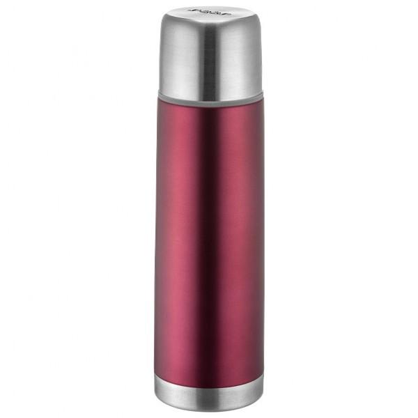 REER 90504 nerūdyjančio plieno Termosas gėrimams 450 ml, raudonas