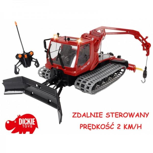 DICKIE Ratrak žaislinis traktorius su distanciniu valdymu nuotrauka nr.2