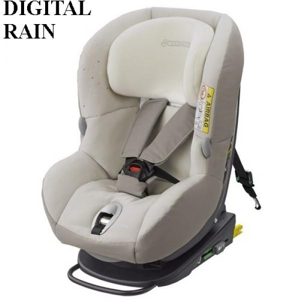 MAXI COSI MILOFIX automobilinė kėdutė 0-18 kg digital rain