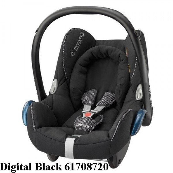 MAXI COSI automobilinė kėdutė 0-13 kg CABRIOFIX digital black
