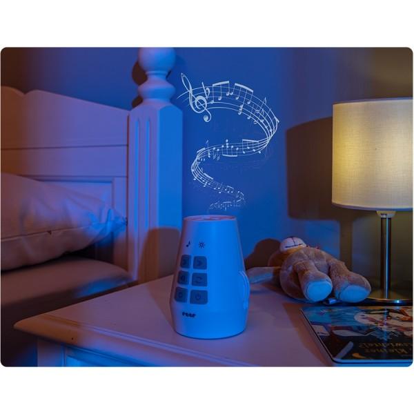 REER 52110 naktinis LED šviestuvas su projektoriumi DreamBeam