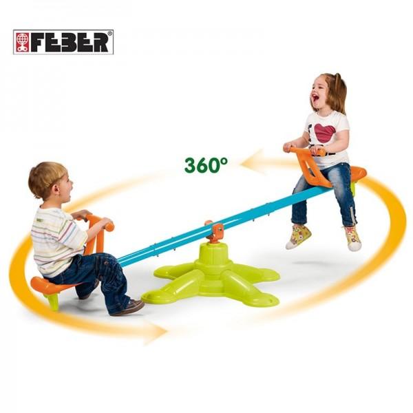 Feber Twister sūpynės - karuselė du viename