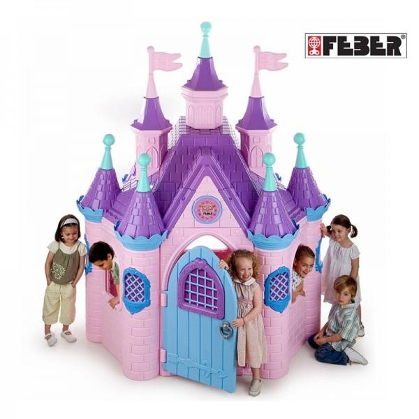 FEBER didžiuliai pincesės rūmai Super Palace