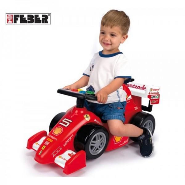 Feber paspirtukas Ferrari F1
