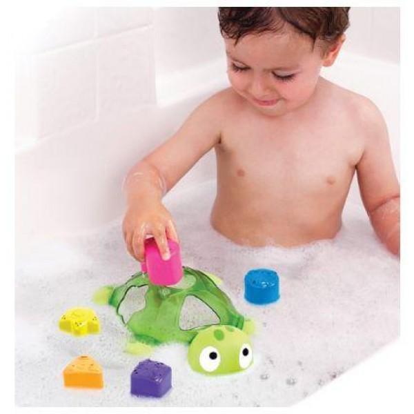 MUNCHKIN vonios žaislas BATH SHAPE SORTER