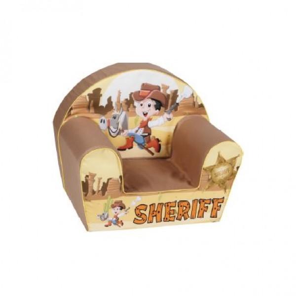"""Foteliukas """"Šerifas"""""""