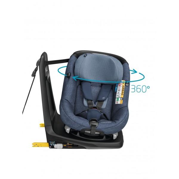 MAXI COSI Axiss 9-18kg automobilinė kėdutė origami black