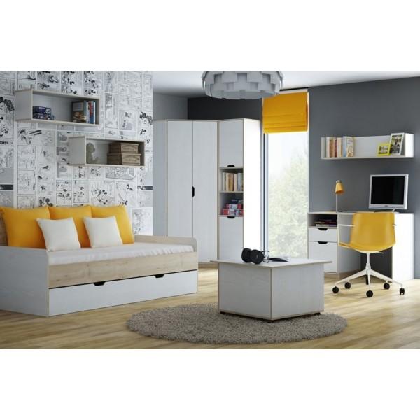 Happy vaiko kambario baldų komplektas