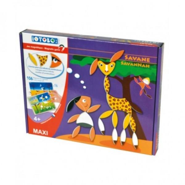 """iOTOBO Maxi kūrybinė mozaika """"Savana"""""""